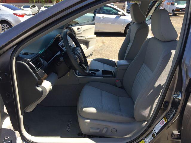 2015 Toyota Camry LE  5 YEAR/60,000 MILE FACTORY POWERTRAIN WARRANTY Mesa, Arizona 9