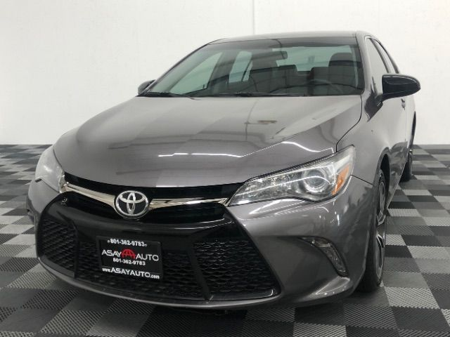 2015 Toyota Camry XSE LINDON, UT 2