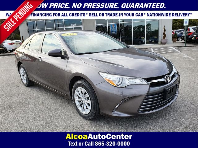 2015 Toyota Camry LE w/Entune multimedia