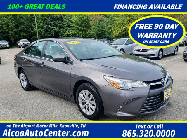 2015 Toyota Camry LE w/Entune multimedia in Louisville, TN 37777