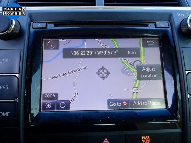 2015 Toyota Camry Hybrid XLE Madison, NC 23
