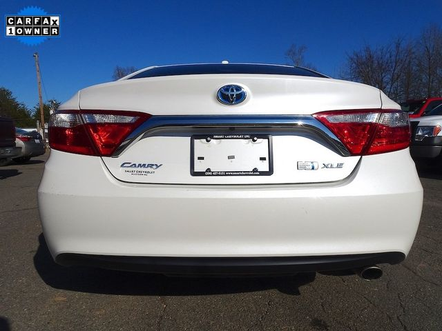 2015 Toyota Camry Hybrid XLE Madison, NC 3