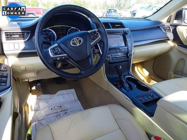 2015 Toyota Camry Hybrid XLE Madison, NC 39
