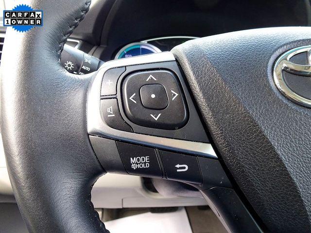 2015 Toyota Camry Hybrid XLE Madison, NC 18