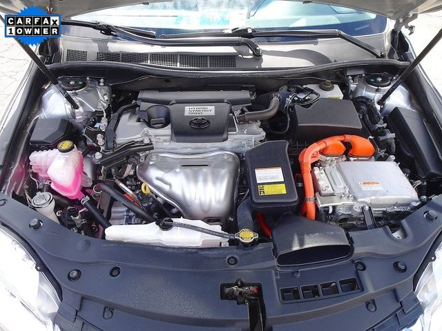 2015 Toyota Camry Hybrid XLE Madison, NC 46