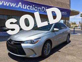 2015 Toyota Camry SE FULLY LOADED 5 YEAR/60,000 MILE FACTORY POWERTRAIN WARRANTY Mesa, Arizona