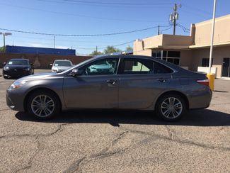2015 Toyota Camry SE 5 YEAR/60,000 FACTORY POWERTRAIN WARRANTY Mesa, Arizona 1