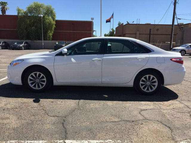 2015 Toyota Camry LE 5 YEAR/60,000 MILE FACTORY POWERTRAIN WARRANTY Mesa, Arizona 1
