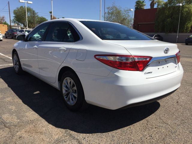 2015 Toyota Camry LE 5 YEAR/60,000 MILE FACTORY POWERTRAIN WARRANTY Mesa, Arizona 2