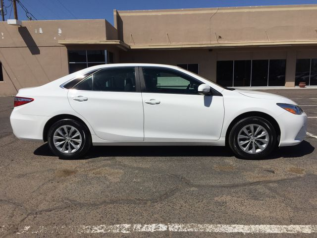 2015 Toyota Camry LE 5 YEAR/60,000 MILE FACTORY POWERTRAIN WARRANTY Mesa, Arizona 5
