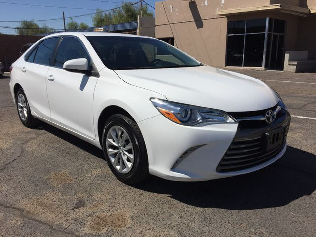 2015 Toyota Camry LE 5 YEAR/60,000 MILE FACTORY POWERTRAIN WARRANTY Mesa, Arizona 6