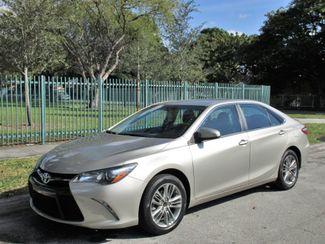 2015 Toyota Camry XLE Miami, Florida