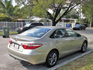 2015 Toyota Camry XLE Miami, Florida 4