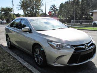 2015 Toyota Camry XLE Miami, Florida 5