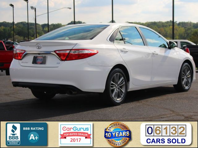 2015 Toyota Camry SE FWD - ONE OWNER! Mooresville , NC 2