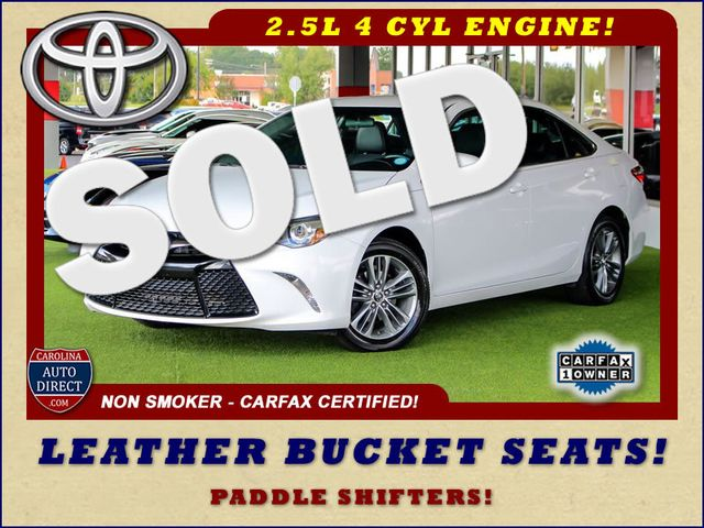 2015 Toyota Camry SE FWD - ONE OWNER! Mooresville , NC