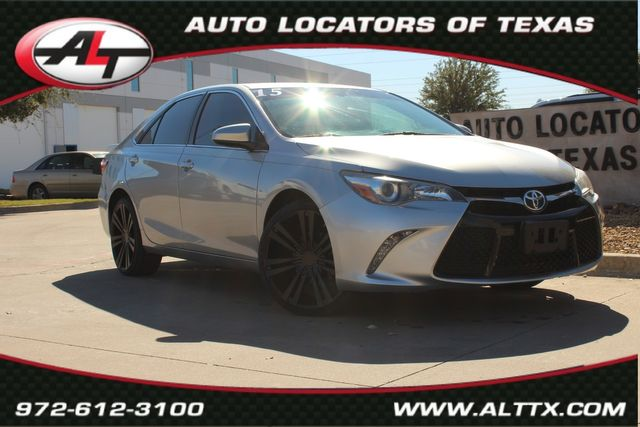 2015 Toyota Camry XSE in Plano, TX 75093