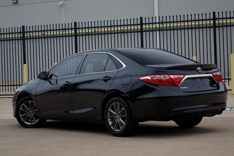 2015 Toyota Camry SE* Preferred Pkg* Back-Up Cam* EZ Finance*** | Plano, TX | Carrick's Autos in Plano, TX