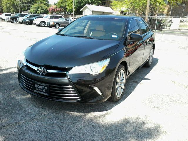 2015 Toyota Camry XLE San Antonio, Texas 1