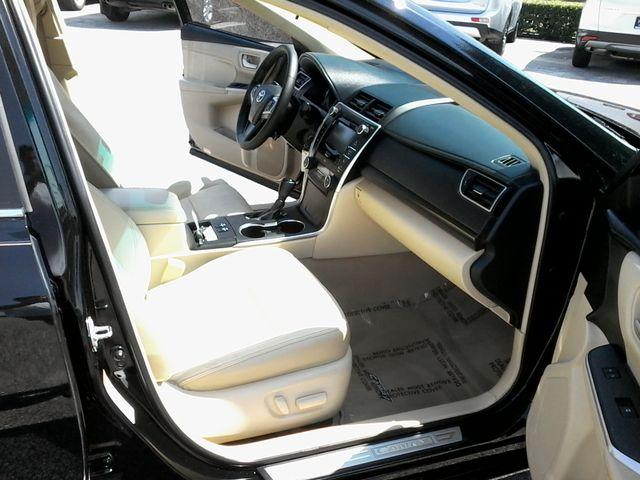 2015 Toyota Camry XLE San Antonio, Texas 10
