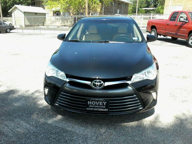 2015 Toyota Camry XLE San Antonio, Texas 2