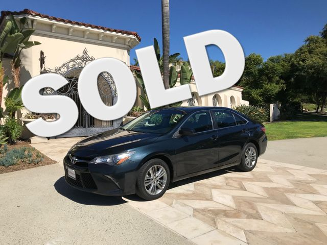 2015 Toyota Camry in San Diego CA
