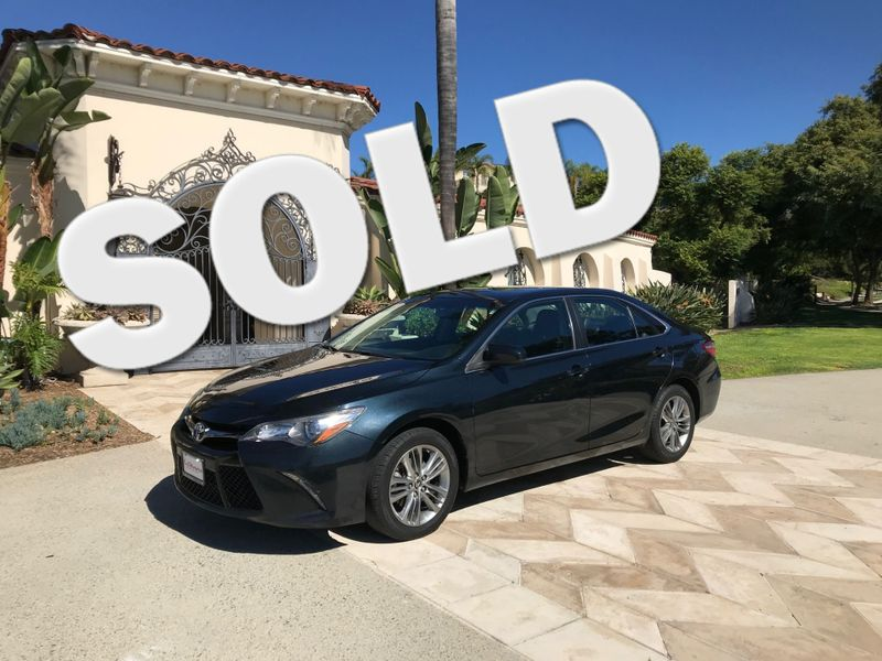 2015 Toyota Camry SE   San Diego, CA   Cali Motors USA in San Diego CA