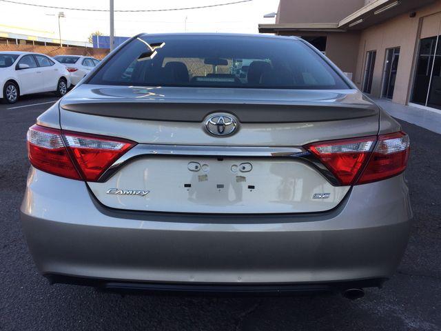 2015 Toyota Camry SE 5 YEAR/60,000 MILE FACTORY POWERTRAIN WARRANTY Mesa, Arizona 3