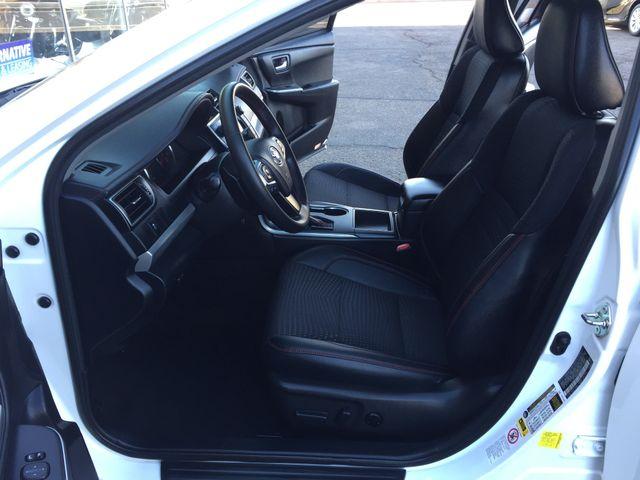 2015 Toyota Camry SE 5 YEAR/60 MILE FACTORY POWERTRAIN WARRANTY Mesa, Arizona 9