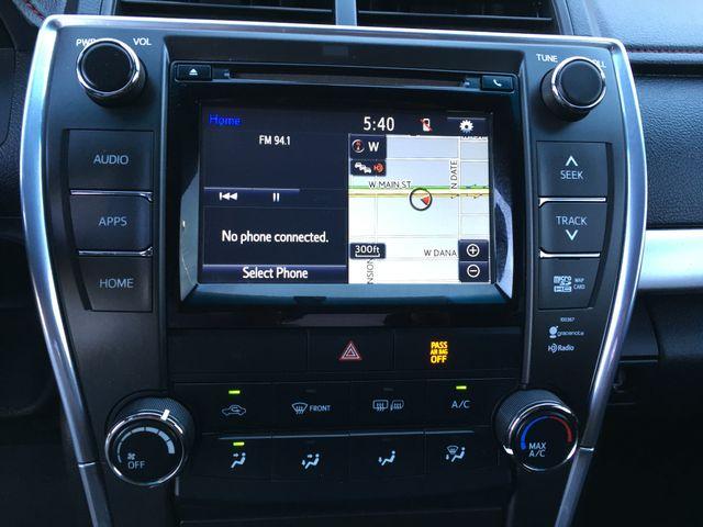 2015 Toyota Camry SE 5 YEAR/60 MILE FACTORY POWERTRAIN WARRANTY Mesa, Arizona 18