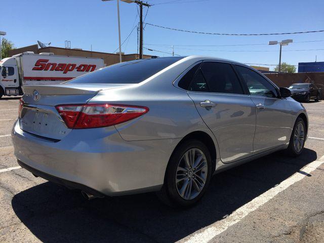 2015 Toyota Camry SE 5 YEAR/60,000 MILE FACTORY POWERTRAIN WARRANTY Mesa, Arizona 4