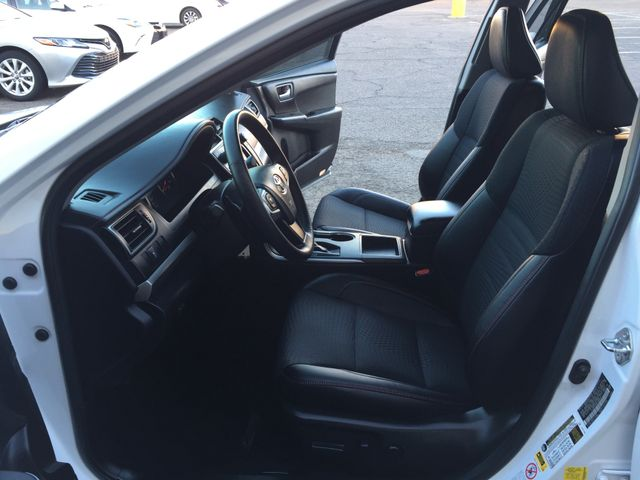 2015 Toyota Camry SE 5 YEAR/60,000 MILE FACTORY POWERTRAIN WARRANTY Mesa, Arizona 9