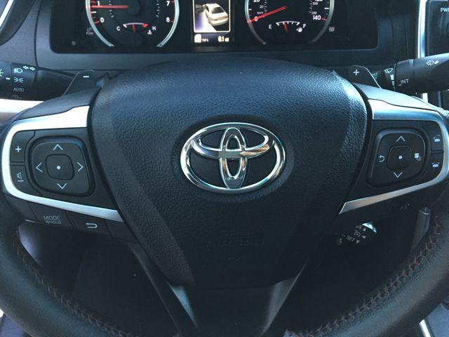 2015 Toyota Camry SE 5 YEAR/60,000 MILE FACTORY POWERTRAIN WARRANTY Mesa, Arizona 16