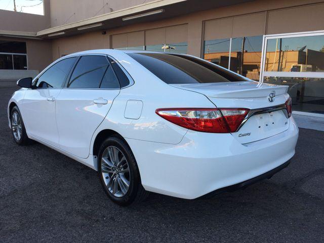 2015 Toyota Camry SE 5 YEAR/60,000 MILE FACTORY POWERTRAIN WARRANTY Mesa, Arizona 2