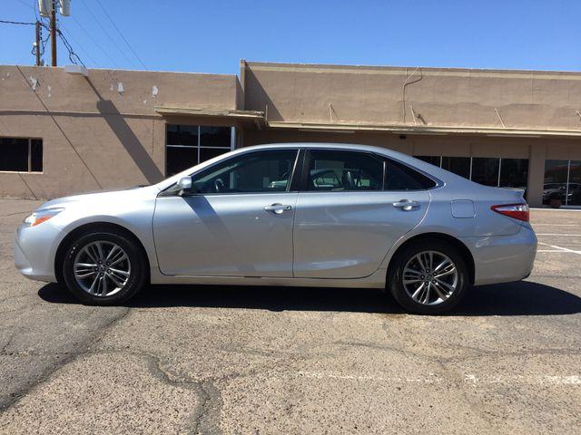 2015 Toyota Camry SE 5 YEAR/60,000 MILE FACTORY POWERTRAIN WARRANTY Mesa, Arizona 1