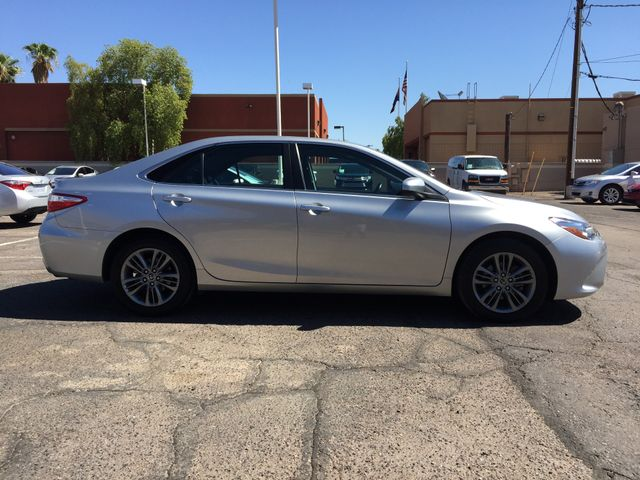 2015 Toyota Camry SE 5 YEAR/60,000 MILE FACTORY POWERTRAIN WARRANTY Mesa, Arizona 5