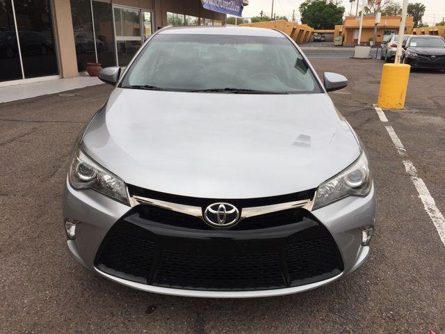 2015 Toyota Camry SE 5 YEAR/60,000 MILE FACTORY POWERTRAIN WARRANTY Mesa, Arizona 7