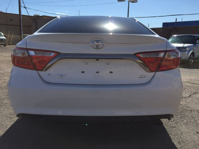 2015 Toyota Camry SE 5 YEAR/60,000 MILE FACTORY POWERTRAIN WARRANTY Mesa, Arizona 3