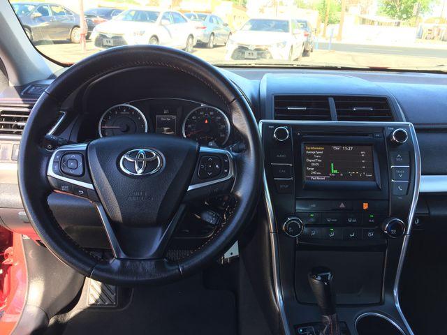 2015 Toyota Camry SE  5 YEAR/60,000 MILE FACTORY POWERTRAIN WARRANTY Mesa, Arizona 14