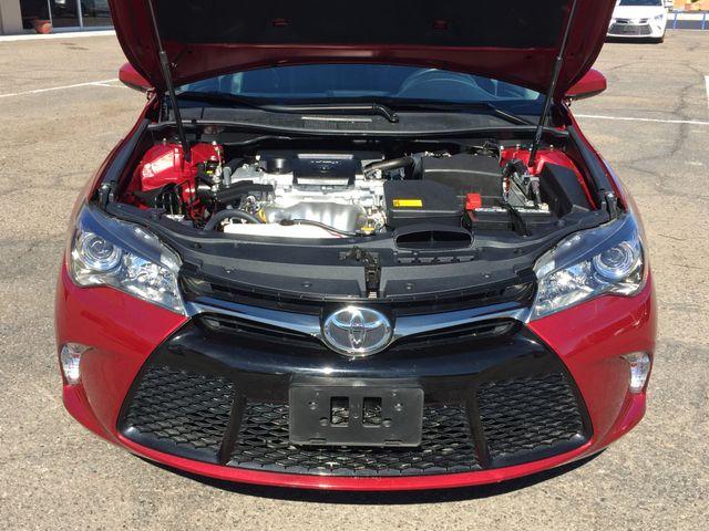 2015 Toyota Camry SE  5 YEAR/60,000 MILE FACTORY POWERTRAIN WARRANTY Mesa, Arizona 8