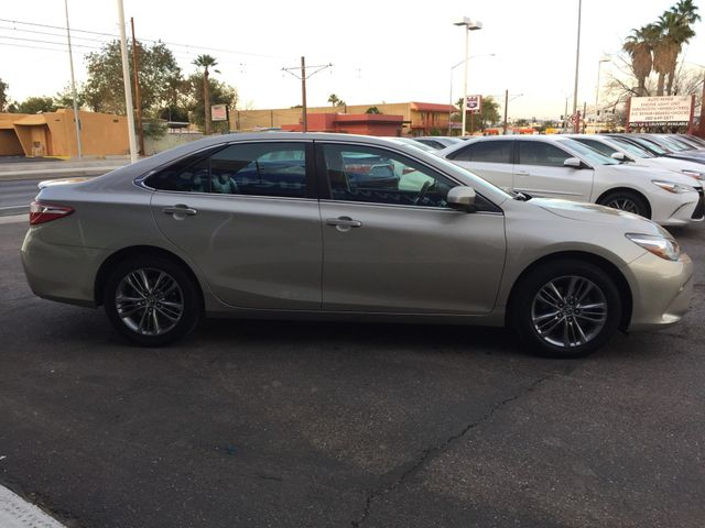 2015 Toyota Camry SE 5 YEAR/60,000 MILE FACTORY POWERTRAIN WARRANTY Mesa, Arizona 5