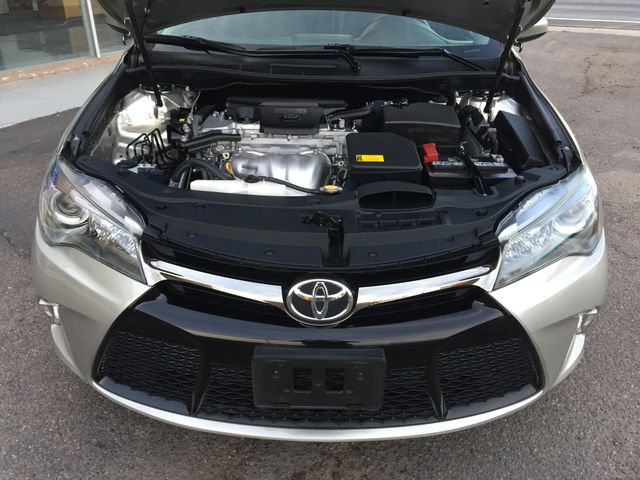 2015 Toyota Camry SE 5 YEAR/60,000 MILE FACTORY POWERTRAIN WARRANTY Mesa, Arizona 8