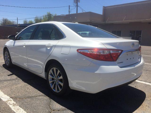 2015 Toyota Camry XLE  5 YEAR/60,000 MILE FACTORY POWERTRAIN WARRANTY Mesa, Arizona 2