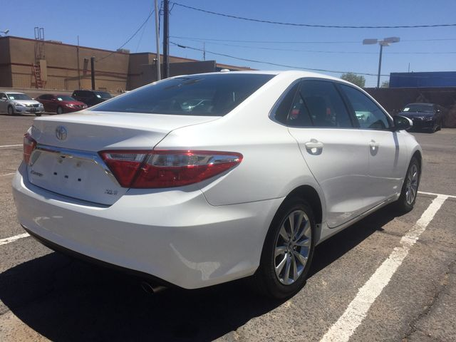 2015 Toyota Camry XLE  5 YEAR/60,000 MILE FACTORY POWERTRAIN WARRANTY Mesa, Arizona 4