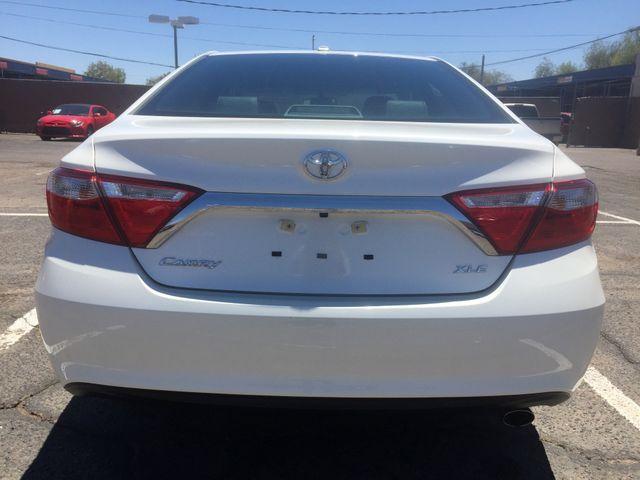 2015 Toyota Camry XLE 5 YEAR/60,000 MILE FACTORY POWERTRAIN WARRANTY Mesa, Arizona 3