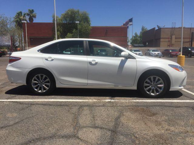 2015 Toyota Camry XLE 5 YEAR/60,000 MILE FACTORY POWERTRAIN WARRANTY Mesa, Arizona 5