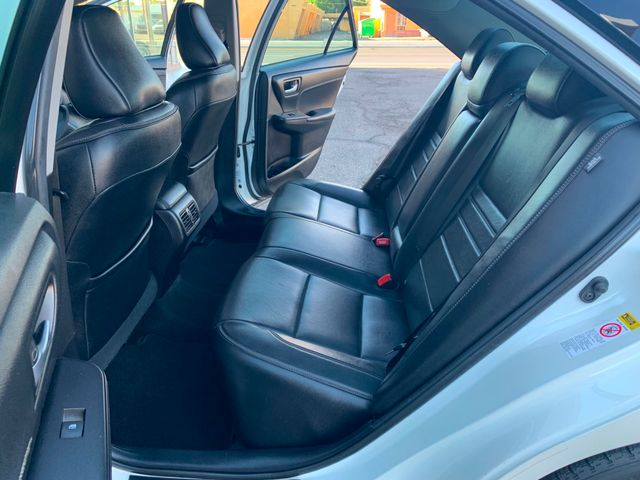 2015 Toyota Camry XLE 5 YEAR/60,000 MILE FACTORY POWERTRAIN WARRANTY Mesa, Arizona 10