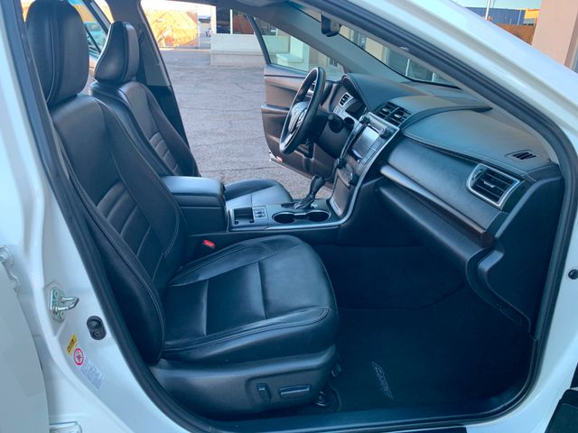 2015 Toyota Camry XLE 5 YEAR/60,000 MILE FACTORY POWERTRAIN WARRANTY Mesa, Arizona 13