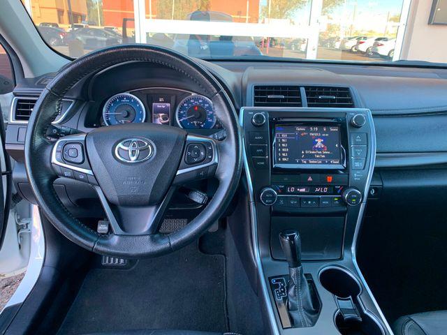 2015 Toyota Camry XLE 5 YEAR/60,000 MILE FACTORY POWERTRAIN WARRANTY Mesa, Arizona 14