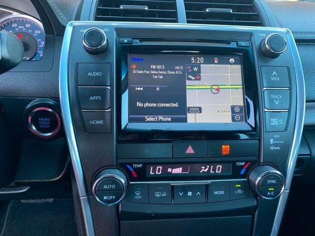 2015 Toyota Camry XLE 5 YEAR/60,000 MILE FACTORY POWERTRAIN WARRANTY Mesa, Arizona 17